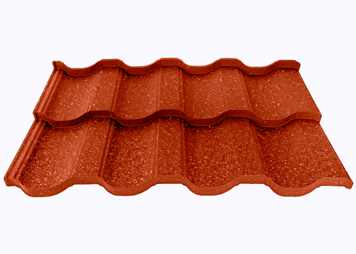 Медно-коричневый RAL 8004 Кварц