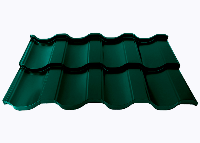 Зелёный Мох RAL 6005 Глянец